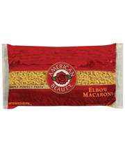 American Beauty® Elbow Macaroni 48 oz. Bag