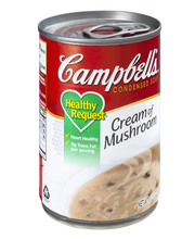 Campbell's® Condensed Healthy Request® Cream of Mushroom Soup...