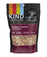 Kind Healthy Grains® Raspberry Clusters with Chia Seeds 11 oz...