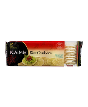 KA-ME Rice Crackers Wasabi