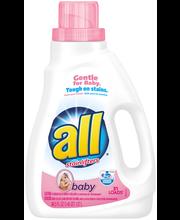 all® baby Laundry Detergent 31 Loads 46.5 fl. oz. Bottle