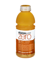 Glaceau Vitaminwater Zero™ Rise Orange 20 fl. oz. Plastic Bottle