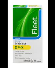 Fleet® Laxative Saline Enema 9 fl. oz. Bottle