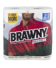 Brawny Pick-A-Size Paper Towels - 2 CT