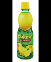 ReaLemon 100% Lemon Juice, 15 Fl Oz Bottle