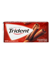 Trident Cinnamon Sugar Free Gum with Xylitol 18 Stick Pack