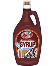 Wf Tpng Choc Flvd Syrup