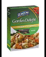 Ronzoni® Garden Delight® Tricolor Rotini 12 oz. Box