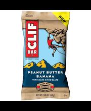 CLIF Bar® Peanut Butter Banana with Dark Chocolate Energy Bar...