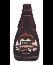 Hershey's® Sundae Dream Double Chocolate Syrup 15 oz. Bottle