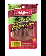 Bridgford Turkey Pepperoni