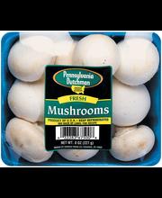 Giorgio/Pennsylvania Dutchman Fresh Mushrooms 8 Oz Tray