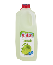 Zeigler's Old Fashioned Limeade