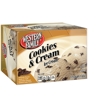 Wf Cookies-N-Cream Ice Cream