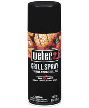 Weber  Grill Spray 6 Oz Aerosol Can