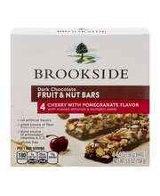 Brookside Dark Chocolate Cherry with Pomegranate Fruit & Nut ...