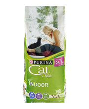 Purina Cat Chow Indoor Cat Food 6.3 lb. Bag