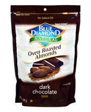 Blue Diamond® Natural Dark Chocolate Flavor Oven Roasted Almo...