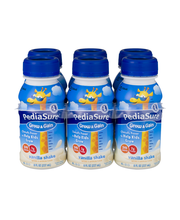 PediaSure® Grow & Gain Vanilla Shake 6-8 fl. oz. Bottles