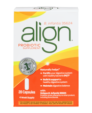 Align® Probiotic Supplement Capsules 28 ct Box