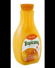 Tropicana® Pure Premium® Original No Pulp Orange Juice 59 fl....