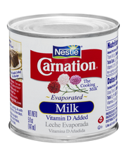 CARNATION Vitamin D Added Evaporated Milk 5 fl. oz. Can