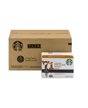 Starbucks® Pike Place® Roast Coffee K-Cup® Pods 10 ct Box