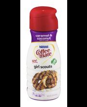 Nestle Coffeemate Girl Scouts Caramel & Coconut Liquid Coffee...