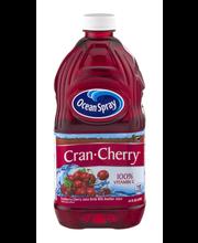 Ocean Spray® Cran-Cherry® Juice Drink 64 fl. oz. Bottle