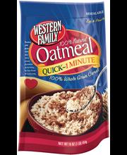 Wf 100% Nat Qck Oatmeal 1 Minu