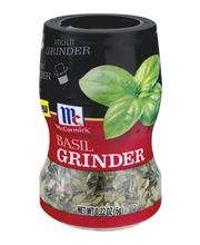 McCormick® Basil Herb Grinder, 0.22 oz. Bottle