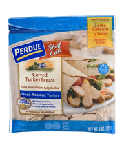 Perdue Short Cuts Carved Turkey Breast Oven Roasted Turkey