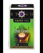 Stash Chai Green Tea Bags 20 Ct Box