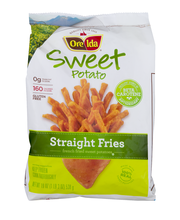 Ore-Ida® Sweet Potato Straight Fries 19 oz. Bag