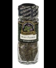 McCormick Gourmet™ All Natural Mint 0.25 oz. Shaker