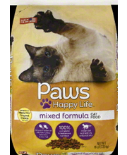PAWS HAPPY LIFE DRY MIX FORM