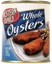 Wf Whole Oysters