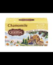 Celestial Seasonings Herbal Tea Caffeine Free Chamomile - 20 CT