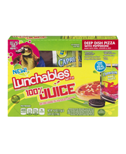 Lunchables Deep Dish Pepperoni Pizza Lunch Combinations 4 oz....