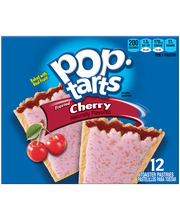 Kellogg's Pop-Tarts® Frosted Cherry Toaster Pastries 12 ct Box