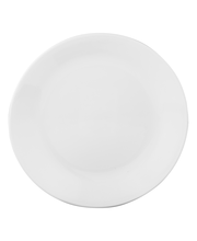 Corelle Plate Winter Frost White 8.5""