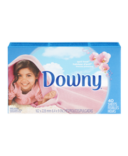 Downy® April Fresh® Fabric Softener Sheets 40 ct Box