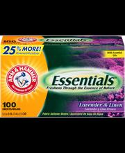 Arm & Hammer™ Essentials® Lavender & Linen Fabric Softener Sh...