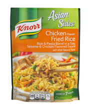 Knorr® Asian Sides™ Chicken Flavor Fried Rice 5.7 oz. Pouch
