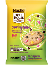Nestle TOLL HOUSE Springtime Chocolate Chip Cookie Dough 16 o...