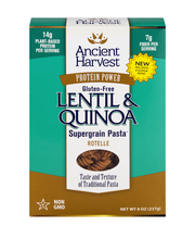 Ancient Harvest Gluten-Free Lentil and Quinoa Supergrain Past...