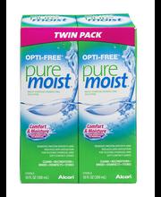 Opti-Free Pure Moist Multi-Purpose Disinfecting Contact Solut...