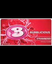 Bubblicious Strawberry Gum 10 Piece Pack