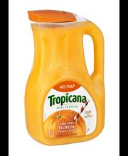 Tropicana® Pure Premium Original No Pulp 100% Orange Juice 89...