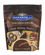 Ghirardelli Chocolate Dark Melting Wafers